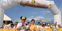 台湾虎航主题路跑送出100张免费机票 - 中时电子报