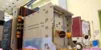 """资料图:位于台湾地区""""太空中心""""整测厂房的第一枚与第二枚卫星。图片来源:""""中央社""""取自""""太空中心""""网站 - 台湾新闻-中国新闻网"""