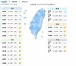 高温30度!北、东部短暂雨!菲中热低压恐成轻颱「丹瑞」 - 中时电子报