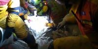 花莲强震 云翠失联陆客一家遗体陆续寻获 12:05挖出12岁孙 - 中时电子报