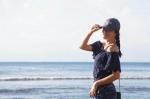 李燕身穿比基尼海滩大解放!度假8天感冒8天 - 中时电子报