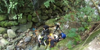 惊!看护为了救人 跟着病患一起跳入山沟 - 中时电子报